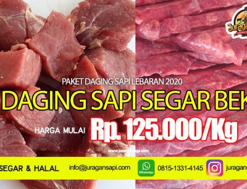 Promo Penjualan Daging Sapi Segar Beku Lebaran 2020